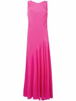Aspesi платье с рюшами C6072753