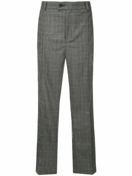 Strateas Carlucci брюки прямого кроя SCWM1WPNT003CK