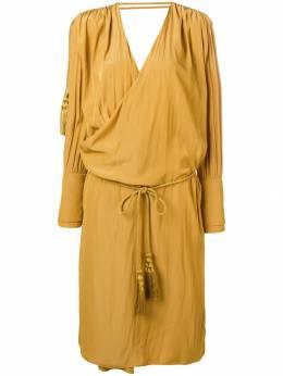Lanvin платье свободного кроя RWDR224U2638P19