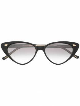 Cutler & Gross солнцезащитные очки в оправе 'кошачий глаз' M1330