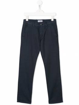 Paolo Pecora Kids брюки кроя слим PP1758