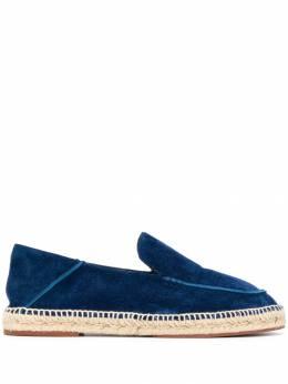 Loro Piana эспадрильи с закругленным носком FAG1670