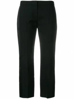 Alexander McQueen укороченные брюки 507147QKJ09