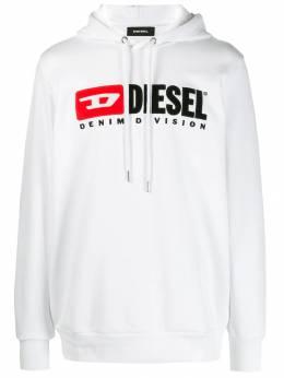 Diesel худи с логотипом 00S2JD0IAJH