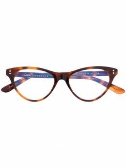 Lesca солнцезащитные очки 'кошачий глаз' Norma Jeanne NORMAJEANNEM