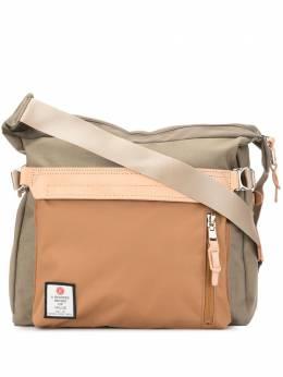 As2ov сумка на плечо с контрастными вставками 09140919