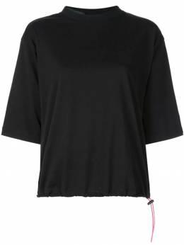 Unravel Project футболка с кулиской UWAA029R190990011000