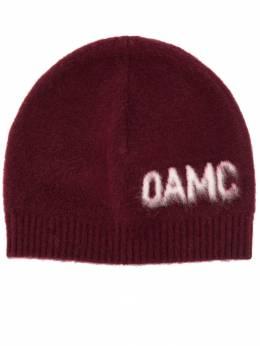 Oamc шапка бини с логотипом OAMP752867OPY20001A