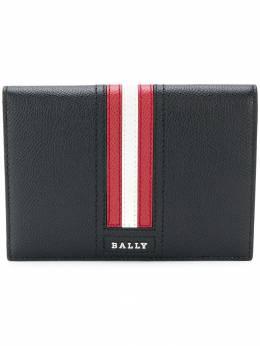 Bally визитница с контрастной полосой 'Talknis' 6218073