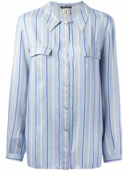 Giorgio Armani Pre-Owned рубашка в полоску GRGA180