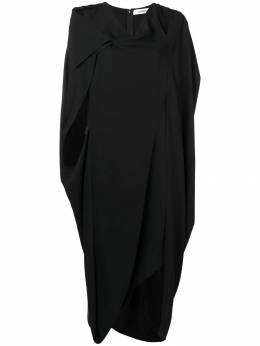 Chalayan платье с овальным вырезом WN462FN407BK