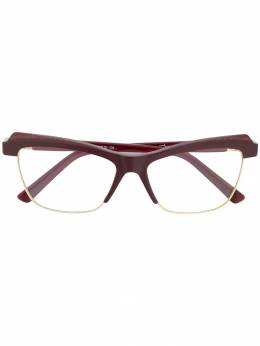 Cazal cat-eye shaped glasses 2501