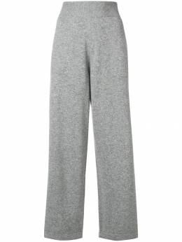 Barrie ребристые спортивные брюки A00C57637