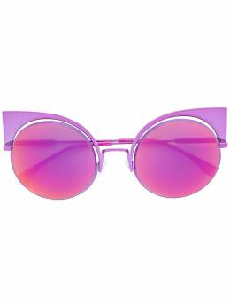 Fendi Eyewear солнцезащитные очки 'Eyeshine' FF0177S