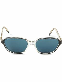 Yves Saint Laurent Pre-Owned солнцезащитные очки с затемнеными стеклами YSL150X