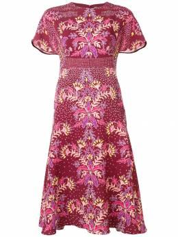 Peter Pilotto платье с цветочным принтом DR12PS19