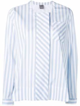 Lorena Antoniazzi расклешенная рубашка в полоску LP3550CA252914
