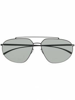 Mykita солнцезащитные очки Messe MMESSE022E4BLACK