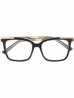 Cazal очки в квадратной оправе 2505
