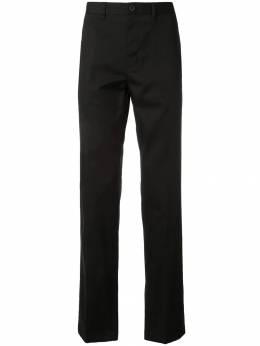 Kent & Curwen брюки чинос с завышенной талией K3961TI030