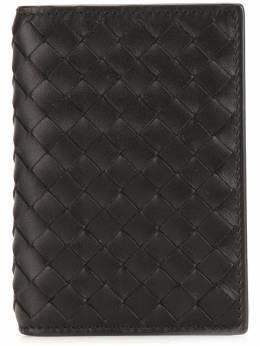 Bottega Veneta плетеный бумажник 120701V4651