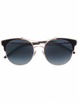 Jimmy Choo Eyewear солнцезащитные очки 'Lue' JIMSLUERHL