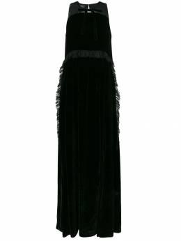 Rochas длинное платье ROPN510201RN390104B