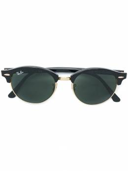 Ray Ban солнцезащитные очки 'Clubround' 0RB424690151