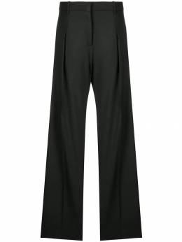 Victoria, Victoria Beckham брюки строгого кроя с завышенной талией TRVV100