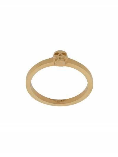 Northskull кольцо Atticus с перстнем в форме черепа 63RG2168ATTICUSSKULLRINGGOLD - 1