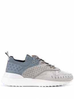 Tod's кроссовки на шнуровке с перфорацией XXW80A0W590SFVLLHB