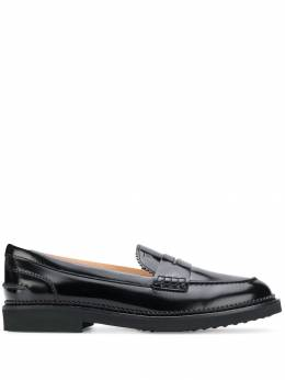 Tod's лоферы Gommino XXW76B0BP10MRKB999