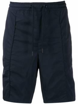 Karl Lagerfeld спортивные шорты с декоративным швом 705026591915