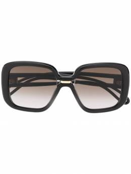 Givenchy Eyewear солнцезащитные очки в массивной оправе GV7106S