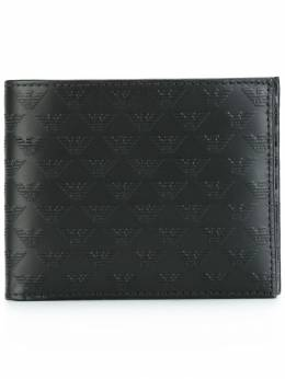 Emporio Armani бумажник с логотипом YEM176YC043