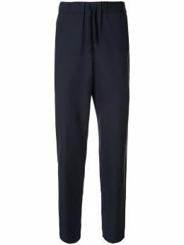 A.P.C. брюки с кулиской COCZYH08327