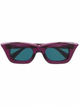 Kuboraum солнцезащитные очки в прямоугольной оправе KRSC20PR000000OT