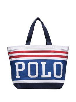Polo Ralph Lauren сумка-тоут с логотипом 405745982001