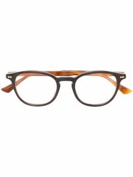 Gucci Eyewear очки в квадратной оправе GG0187O