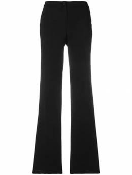 Giorgio Armani Pre-Owned классические брюки прямого кроя GIA180A