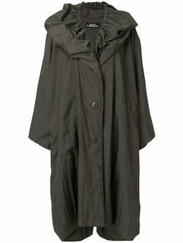 Issey Miyake Pre-Owned куртка-дождевик оверсайз MIY185