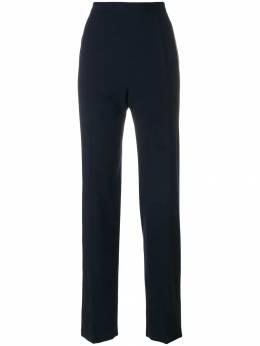 Moschino Pre-Owned брюки с высокой талией MO125H