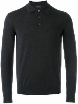 Zanone свитер-поло 810002Z0290