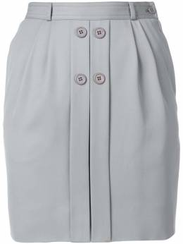 Valentino Pre-Owned облегающая юбка INO160