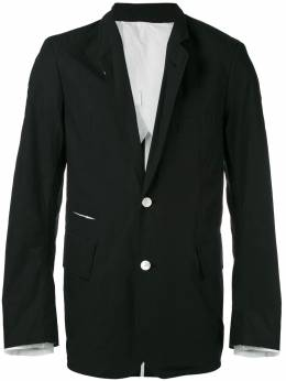 Takahiromiyashita The Soloist пиджак с узкими лацканами 'Wardrobe' SWJ0003S17B