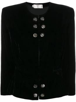 Valentino Pre-Owned облегающая куртка VAL350BA