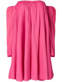 Calvin Klein 205W39nyc платье со сборками 81WWDB40P020