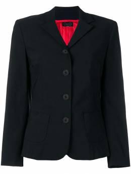 Dolce&Gabbana Pre-Owned однобортный пиджак DGA180A