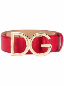Dolce&Gabbana ремень с логотипом DG BE1331A1001