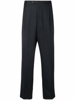Burberry Pre-Owned прямые брюки в стиле 2000-х BUR150B
